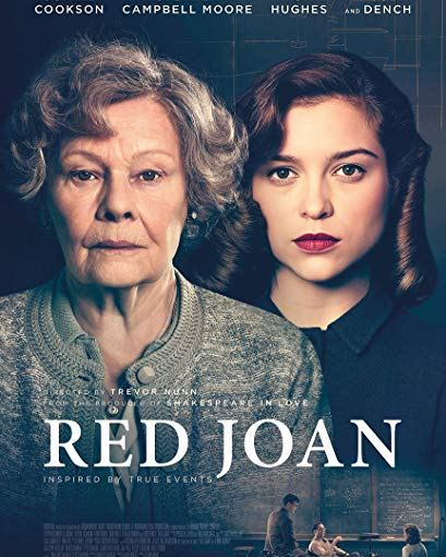 Red Joan (2018) Film Review